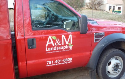 Welcome to A&M Landscaping!